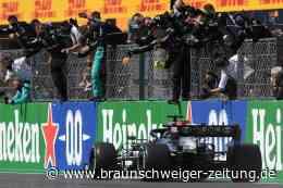 Formel 1: Formel 1: Hamilton gewinnt in Portugal, Vettel chancenlos