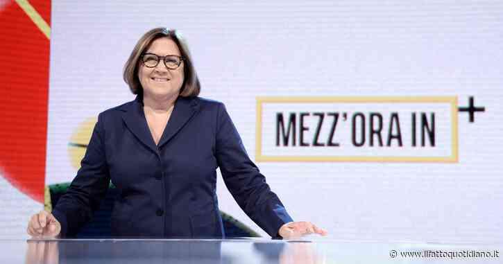 """Lucia Annunziata: """"D'accordo con parole di Fedez. In Rai non può esistere sistema a cui adeguarsi, parlando di 'opportunità' si va vicini a censura"""""""