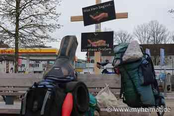 Fahrraddemo am 16.4.2020 ab Stadtallendorf - Stadtallendorf - myheimat.de - myheimat.de