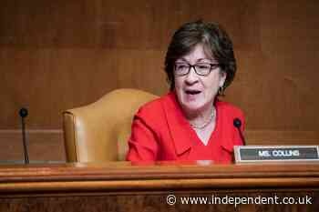 GOP senator Susan Collins defends claim Trump 'learned his lesson' after first impeachment