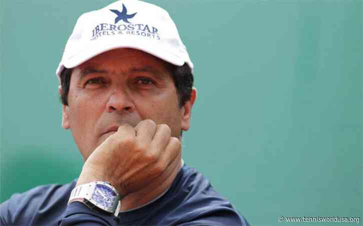 Toni Nadal about the conditions of Auger-Aliassime