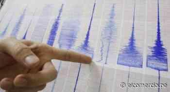 Lima: sismo de magnitud 3,8 se reportó en Ancón este miércoles - El Comercio Perú