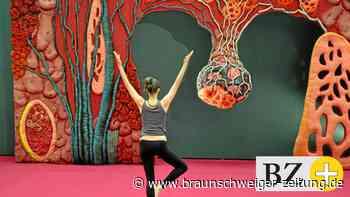 Warum das Kunstmuseum Wolfsburg jetzt auf Online-Yoga setzt
