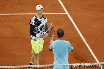 """Jannik Sinner says spending time with Rafael Nadal & Maria Sharapova """"makes you improve not only as a player but as a person"""" - Sportskeeda"""