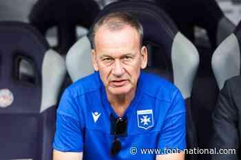Auxerre : Jean-Marc Furlan déçu par le résultat - Foot National