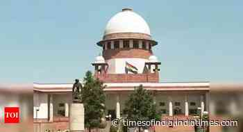 Coronavirus live updates: Consider imposing lockdown to curb Covid cases, SC tells Centre - Times of India
