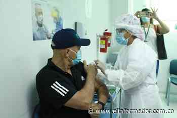 Presidente del Puerto de Santa Marta recibe dosis de vacuna anticovid - El Informador - Santa Marta