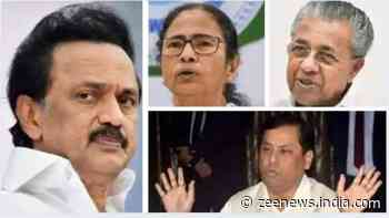 Assembly election results: TMC retains West Bengal, LDF back in Kerala, BJP in Assam; DMK wins Tamil Nadu