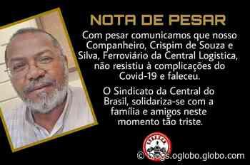 Covid-19: Santa Teresa de luto com a morte do ferroviário que trabalhava nos bondinhos - Jornal O Globo