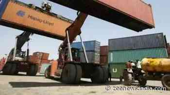 Exports jump to $30.2 billion in April; trade deficit at $15.24 billion