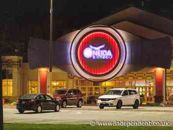 Gunman kills two at Wisconsin casino after finding his intended target wasn't there, police say