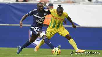Moses Simon scores for Nantes, Delort, Balde, Wissa on target in Ligue 1