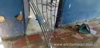 Delincuentes dejan sin nada a un colegio infantil en Puebloviejo - El Informador - Santa Marta
