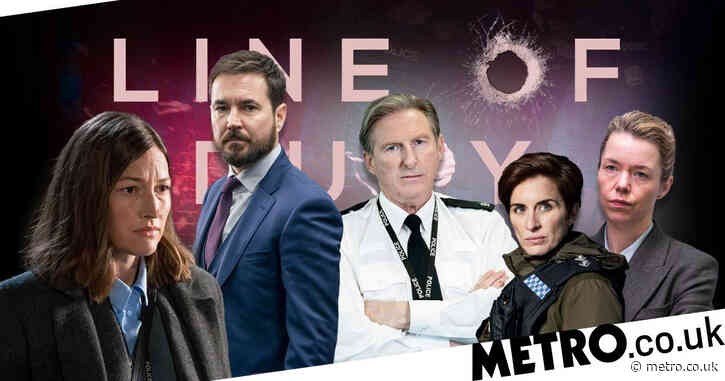 Line of Duty season 6 finale live: Time, who is H, and all our unanswered questions ahead of tonight's show