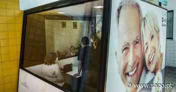 """Lar no Montijo regista """"mais de 2.200 visitas"""" através da 'Box' das Emoções - LUSA"""