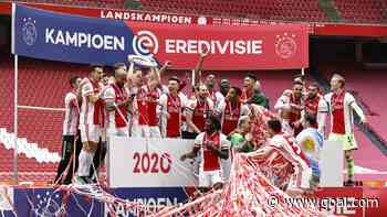 Ajax crowned Eredivisie champions as Dutch giants claim 35th title following Ten Hag contract renewal
