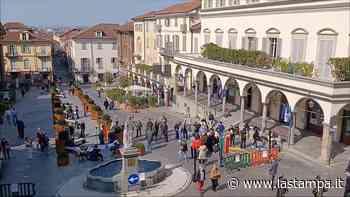 Stop alle auto nel centro di Moncalieri, martedì il via alla pedonalizzazione - La Stampa