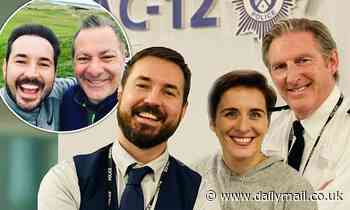 Line Of Duty's Vicky McClure and Martin Compston share moving tributes ahead of series six finale