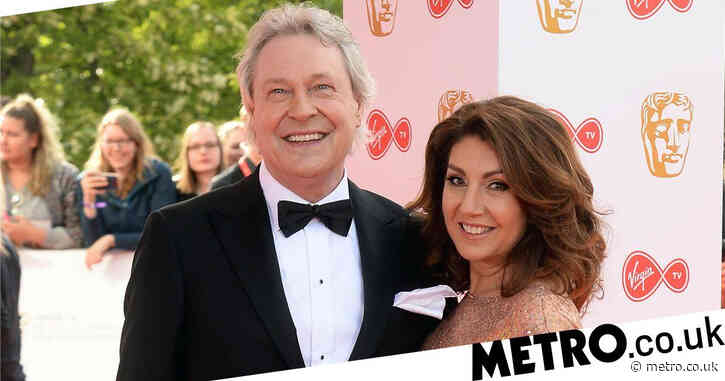 Jane McDonald breaks silence after death of fiancé Eddie Rothe: 'Life is for living and I will live it'