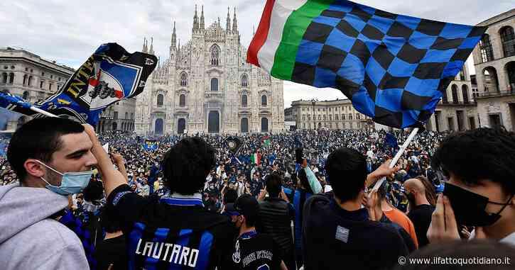 """Inter, segretario Confcommercio Milano: """"Capisco i tifosi, ma i locali non possono aprire e in piazza possono arrivare in 30mila così?"""""""