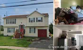 Man is living for FREE in a Long Island house that he doesn't own for nearly two decades