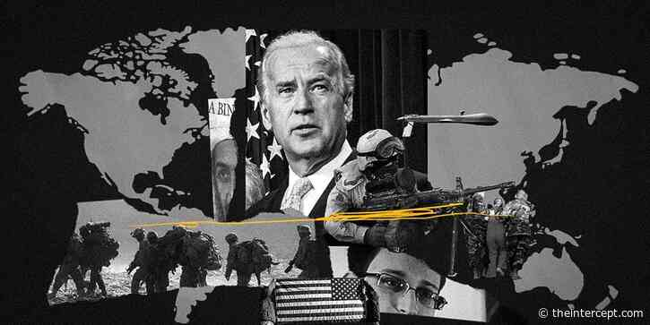 EMPIRE POLITICIAN: A Half-Century of Joe Biden's Stances on War, Militarism, and the CIA