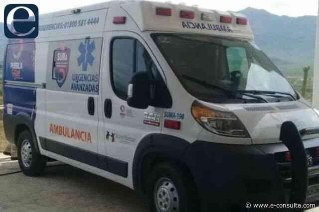 Ajalpan podría finalizar colaboración con ambulancia de SUMA - e-consulta