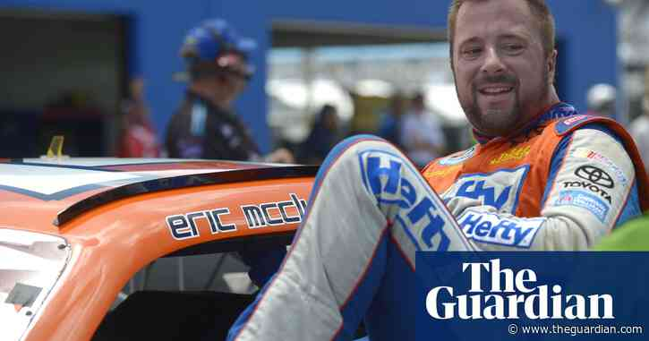Nascar's Eric McClure, whose career was ended by health issues, dies at 42