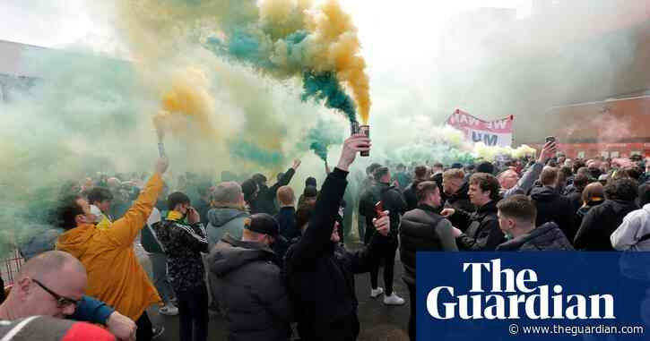 Manchester United fans' direct action is an expression of powerlessness | Jonathan Liew