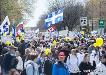Alberta suspends legislature amid soaring COVID-19 cases, Quebec eases restrictions