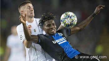 Okereke in action as Club Brugge hold Mukairu's Anderlecht