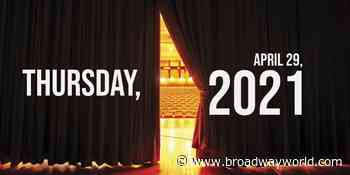 Virtual Theatre Today: Thursday, April 29- with Eric McCormack, Mary-Louise Parker, and More! - Broadway World