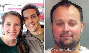Josh Duggar's sister Jill and husband Derick break silence over child pornography arrest