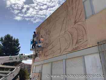 """Fontanelle e """"il germoglio della cultura"""": al via laboratorio street art con Ligama - Grandangolo Agrigento"""