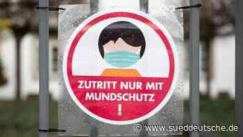 Staatsanwaltschaft prüft Anzeigen nach Masken-Urteil - Süddeutsche Zeitung