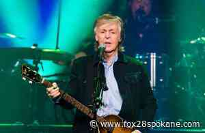 Paul McCartney: Bob Dylan got The Beatles stoned - FOX 28 Spokane