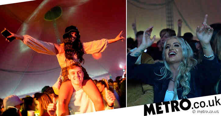 Crowds vibing at Liverpool gig are who we all want to be when lockdown ends