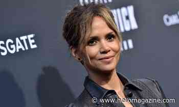 Halle Berry's chiseled abs will blow your mind
