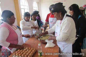 Municipio de San Antonio de Putina demora la adquisición de productos de vaso de leche - Pachamama radio 850 AM