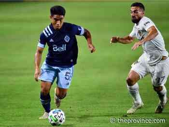 Whitecaps ready to break out of old West routine - The Province