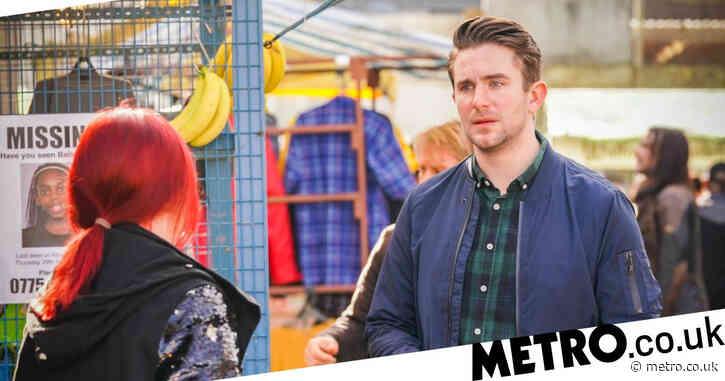 EastEnders spoilers: Tony Clay reveals Callum's heartbreak over Whitney's wedding rage