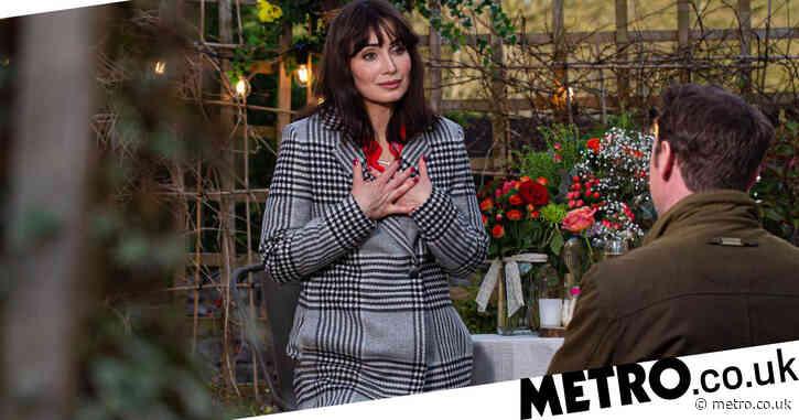 Emmerdale spoilers: Wedding drama ahead for Liam Cavanagh and Leyla Harding
