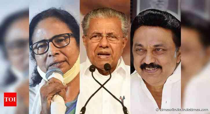 Mamata, Vijayan, Stalin: As Congress fades, regional satraps provide real opposition