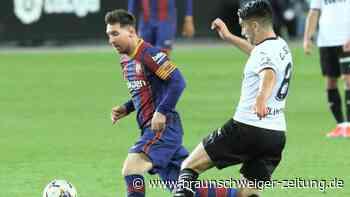 Primera División: Barcelona bleibt dran - Sieg nach Messi-Doppelpack