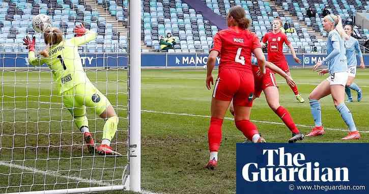 Chloe Kelly injury mars Manchester City's WSL win over Birmingham