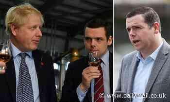 Boris Johnson should RESIGN if he broke ministerial code over flat revamp, Scottish Tory leader says