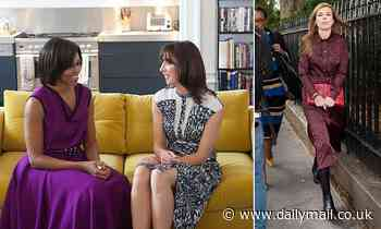 Samantha Cameron throws her support behind Carrie Symonds in Downing Street flat makeover row