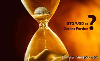 Bitcoin Gold Technical Analysis – BTG/USD to Decline Further? - newsBTC