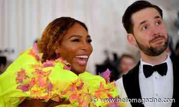 Serena Williams' hot tub photo gets fans talking