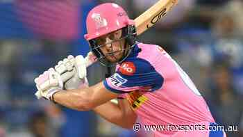 Absolute 'carnage' stuns cricket world as Buttler blasts 'brilliant' maiden T20 ton